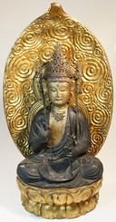 Japanese Antique Buddha